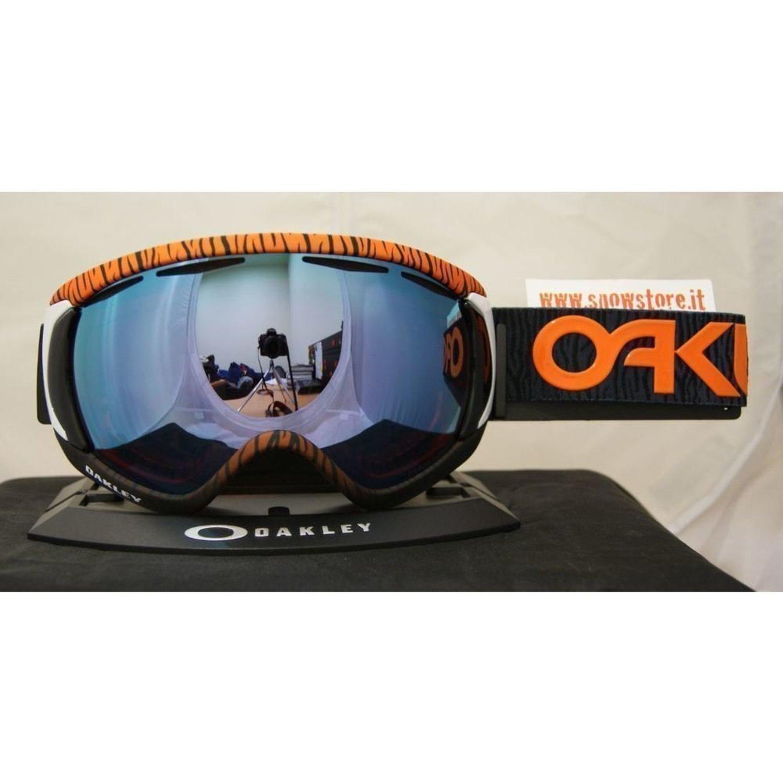 oakley maschera gps