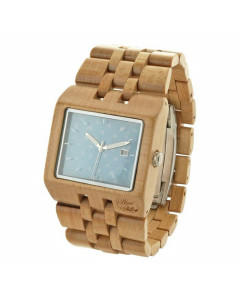 WOOD FELLAS WATCH SANUR WAVE WHEAT