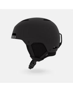 Giro ledge helmet matte black 2020