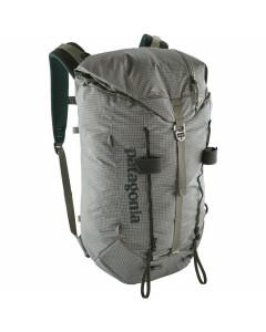 Patagonia ascensionist 30l pack cave grey zaino trekking