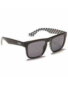 Vans squared off shades black checkerboard