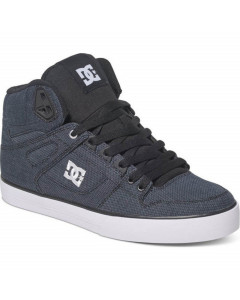 Dc shoes spartan high wc tx se black dark used