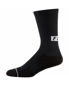 Fox racing 8'' trail cushion sock black