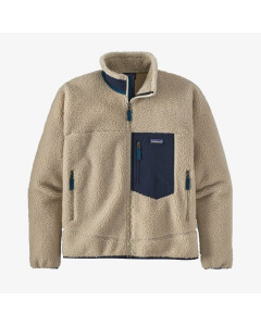 Patagonia classic retro-x fleece jacket natural