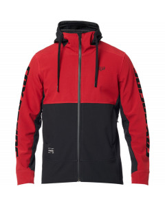 Fox racing pit jacket cardinal