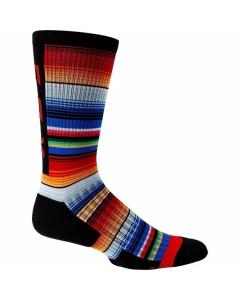 Fox racing 8'' ranger cushion sock navy orange