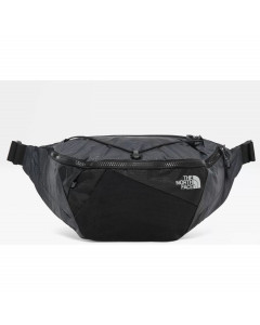 The north face lumbnical s hip pack asphalt grey tnf black