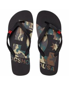 Dc shoes spray graffik sandals camo 2019