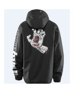 Thirtytwo 32 x santa cruz grasser jacket black 2020