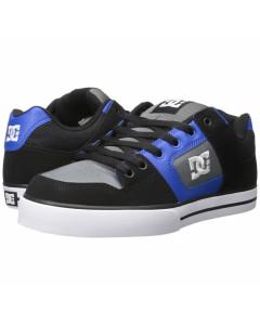 Dc shoes pure black blue grey 2018