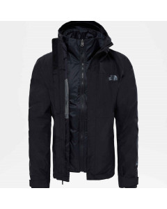 The north face naslund triclimate jacket tnf black