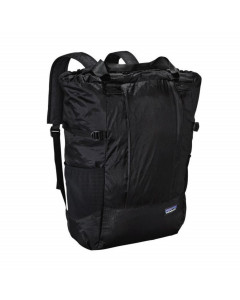 Patagonia lightweight travel tote pack 22l black