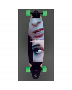 Madrid skateboards tv transporter 39'' longboard