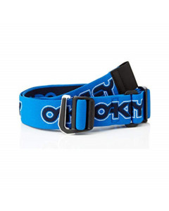 Oakley stretch snow belt electric blue
