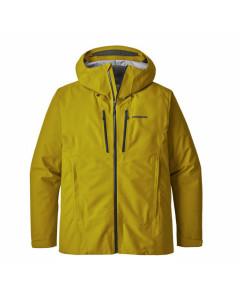 Patagonia triolet 3l gore-tex jacket textile green