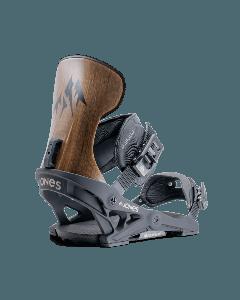 Jones snowboard apollo black 2020