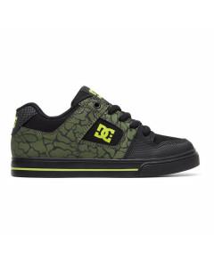 Dc shoes y pure se black print 2019