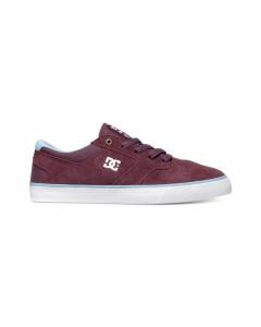 Dc shoes w nyjah vulc burgundy fw 2016
