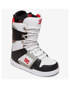 Dc shoes phase boots black white 2020