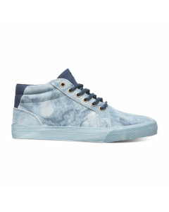 DC SHOES COUNCIL MID LX WASHED INDIGO SCARPE NEW SS 2016