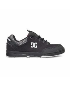 Dc shoes syntax sn black white scarpe new fw 2017