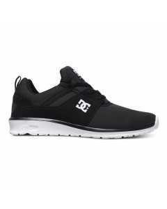 Dc shoes heathrow black white scarpe