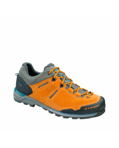 MAMMUT ALNASCA LOW GTX DARK RADIANT GREY APPROACH SHOES