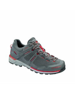 MAMMUT ALNASCA LOW GTX GRAPHITE MAGMA APPROACH SHOES