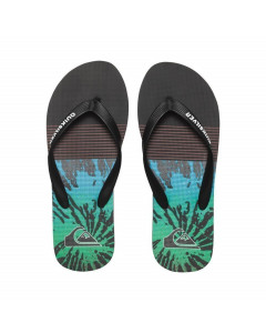 Quiksilver molokai ag47 remix black red green infradito ss 2016