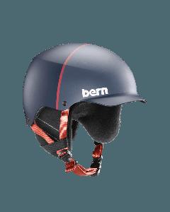 Bern helmets baker eps matte denim hatstyle crankfit