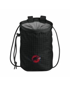 Mammut basic chalk bag black sacchetto porta magnesite