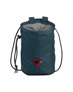 MAMMUT BASIC CHALK BAG DARK CHILL SACCHETTO PORTA MAGNESITE