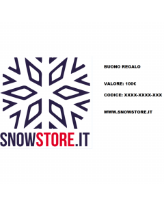 Buono regalo www.snowstore.it