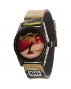 NEFF DAILY WILD WATCH CLUB OROLOGIO FW 2016