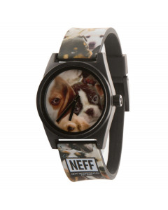 NEFF DAILY WILD WATCH PUPPY OROLOGIO FW 2016
