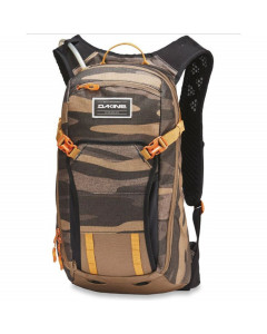 Dakine drafter 10l bike hydration backpack field camo