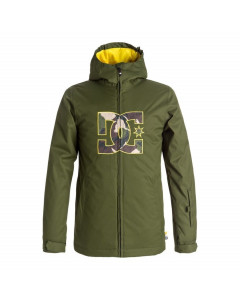 DC SHOES KIDS STORY YOUTH JACKET CHIVE GIACCA SNOWBOARD BAMBINO FW 2018