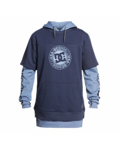 Dc shoes dryden dwr 3 in 1 hoodie coronet blue 2020