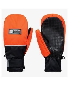 Dc shoes franchise mitt shocking orange 2020