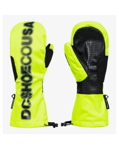Dc shoes headine mitt safety yellow 2020