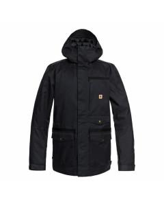 Dc shoes servo jacket black fw 2019