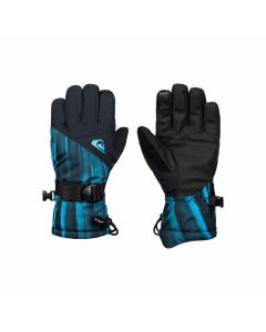 Quiksilver y mission glove daphne blue stellar fw 2019