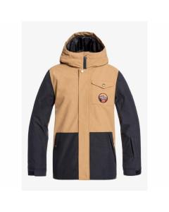 Quiksilver ridge youth jacket otter 2020