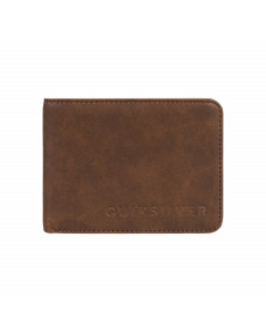 Quiksilver slim vintage wallet coffee liqueur