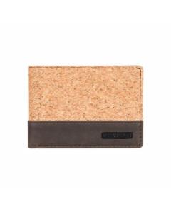 Quiksilver natiberry wallet chocolate brown