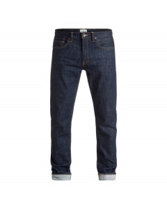 QUIKSILVER DISTORTION JEANS RINSE 34'' FW 2017