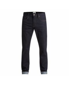 QUIKSILVER REVOLVER RINSE STAIGHT FIT JEANS FW 2018