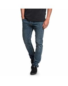 Quiksilver distorsion medium blue slim fit jeans fw 2019