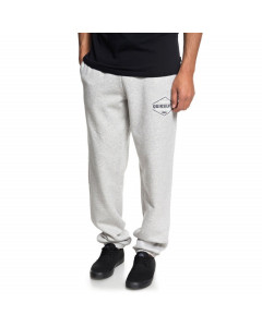 Quiksilver trackpant screen jogger pant light grey heather fw 2019