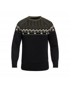 Quiksilver dude crew sweater black fw 2019